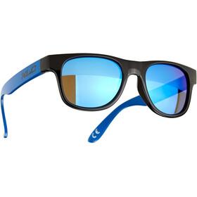 XLC Kentucky SG-K03 Sonnenbrille Kinder schwarz/blau